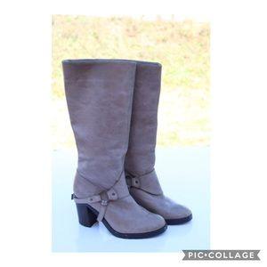 Ralph Lauren Delsa boots